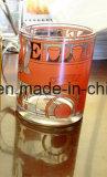 Golden Banheira de venda para preparar chá e café caneca de vidro Sdy-F0726
