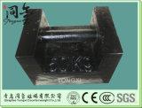 Peso masa M1 de hierro fundido de peso para la plataforma de la báscula