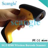 De mano inalámbrico láser de código de barras escáner lector de código de barras (SGT-8300)