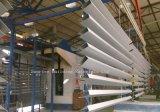Aluminium extrudé pour les matériaux de construction en alliage