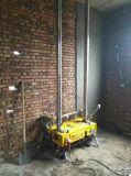 خرسانة [رد بريك كنستروكأيشن] معدّ آليّ جدار آليّة يجصّص أداء جدار آلة