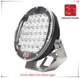 9 SUV 차 LED Offroad 빛 및 LED 모는 빛을%s 인치 96W LED 일 빛의 LED 차 빛