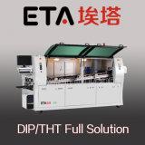 Miniwellen-weichlötende Maschine für LED-und Schaltkarte-Zeile