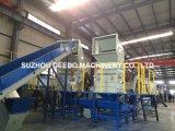 macchina di riciclaggio di plastica dell'animale domestico 500kg/H