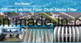 Quitar filtro de tela de fibra de Ss