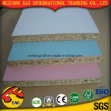 High-density высокая доска частицы Chipboard меламина Qualiy с цветом зерна