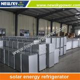 Congelador solar de Refrigertator del pecho de la energía solar de la C.C.