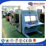Система контроля обеспеченностью, блок развертки рентгеновского снимка, груз и блок развертки парцеллы