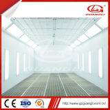Guangli High Quality Advanced Auto Car Spray Paint Booth / Chambre avec Certification Ce