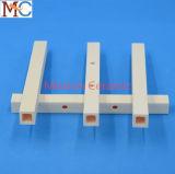 Tubo della fibra di ceramica dell'allumina di elevata purezza dei fornitori della Cina