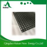 HDPE 플라스틱 보조개 매트 세포와 배수장치 격판덮개 또는 배수장치 감금소