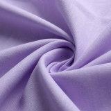 Peça de vestuário de têxteis de algodão poliéster uniforme T/C Chambray Oxford Tecidos de blusas de tecido Camisa