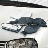 De auto Schraper van het Ijs van de Auto met Handschoen