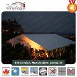 chapiteau en aluminium d'envergure d'espace libre de 50m avec la décoration pour l'événement