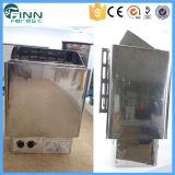 Riscaldatore asciutto di sauna di comando digitale Dell'acciaio inossidabile del riscaldatore di sauna 110V