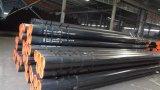 Tuyau soudé en acier au carbone / tuyau carré en acier galvanisé / section creuse