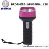 Heiße Plastikfackel des Verkaufs-LED der Batterie-1*AA