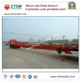 Rimorchio allungabile del camion di trasporto della lamierina di rotore del vento