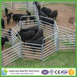 Панель скотного двора трубы металла/панель ярда лошади/панель ярда (консигнант/изготовление/фабрика)