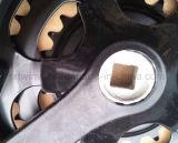 Parti di vendita calde della bicicletta, Chainwheel d'acciaio e manovella