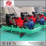 De diesel Pomp van het Water voor het Systeem van de Irrigatie van de Sproeier met Hoge druk