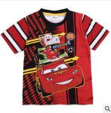 2014 Les nouveaux vêtements des enfants en été les enfants vêtements T-Shirt à manches courtes Tee-shirt en coton de marque