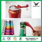Kundenspezifische Firmenzeichen-fördernde Flaschen-Öffner-Schlüsselkette