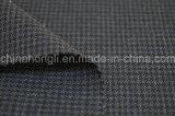 Hilado teñido de Poli/tela de rayón, pequeños cuadros escoceses, 210 gramos