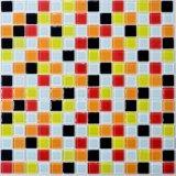 Mosaico de cristal para el niño