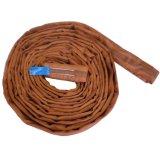 Imbracatura rotonda della tessitura del poliestere 6 tonnellate