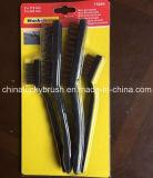 7 pulgadas y 9 pulgadas mini conjunto de alambre cepillo (YY-515)