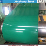 La couleur de Dx51d PPGI a enduit la bobine en acier galvanisée enduite d'une première couche de peinture de Z90