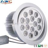 아래로 LED 천장 빛 45W LED 빛 (ZJ-DL-45W)