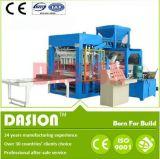 Prensa hidráulica con sistema de control de máquina bloquera