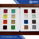 Buiding Decoration Cabinet를 위한 빨간 Painted Glass