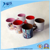 Rim & Inner Color Sublimation Ceramic Mug
