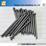 Q195 Wire Polished Smooth Shank Bright Finishing Nail