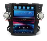 12.1 Toyota Highlander 2008-2012 Tesla Autoradio Android Kit Bluetooth