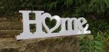 Знак письма PVC милого украшения венчания деревянный