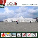80 X 80 Marokkaanse die Tenten voor Verkoop voor de Vergadering van de Kerk met Zijwanden voor 500 Mensen wordt gebruikt