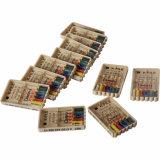 Zahnmedizinische K Datei des Dentsply Edelstahl-, h-Datei, Bohrwerkzeuge