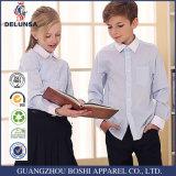 Personnaliser propre Logo tee-shirts en coton uniforme scolaire des enfants