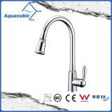 Cupc estrae il singolo rubinetto del dispersore di cucina della maniglia (AF1035-5)