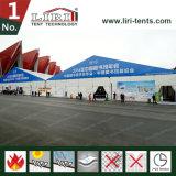 مسيكة كبير حجم خيمة لأنّ يتاجر عرض ومعرض