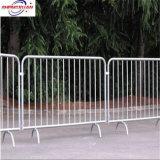携帯用道の障壁の塀か携帯用安全一時に囲うこと