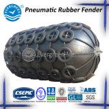 Het hete Pneumatische RubberStootkussen van de Verkoop CCS/BV/SGS met Ketting en Band