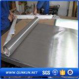 302/304 / 316 / 316L de acero inoxidable de malla de alambre tejido con el certificado del SGS