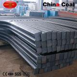 Sustentação de mineração U25, U29, calha de aço U36