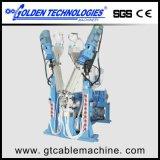 Körperlicher Schaumgummi-Isolierungs-Kabel-Draht, der Maschine herstellt