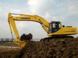 Excavatrice de chenille de chenille de Jcm de 13 tonnes mini (913D)